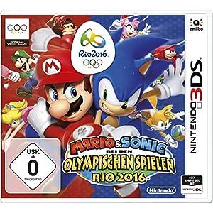 Mario&Sonic bei den Olympischen Spielen: Rio 2016 – [3DS]
