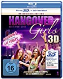 Hangover Girls - Best Night ever (Uncut Edition) [3D Blu-ray + 2D Version]