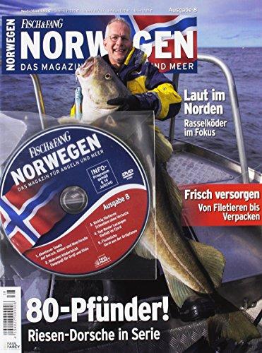 FISCH & FANG Sonderheft Nr. 38: Norwegen Magazin Nr. 8: Das Magazin für Angeln und Meer
