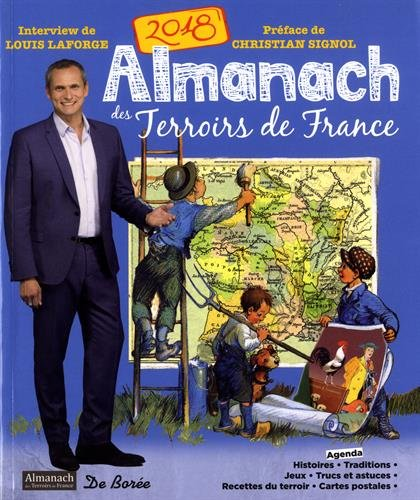 Almanach des terroirs de France