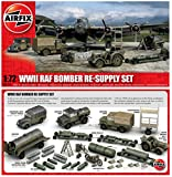 NEW AIRFIX AX05330 WWII RAF Bomber RE-Supply Set Kit 1:72 MODELLINO Model