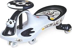 Toyzone Baby Panda Free Wheel Magic Car, Colors May Vary