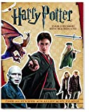 Harry Potter Stickerbuch: Über 300 Sticker aus allen 8 Filmen!
