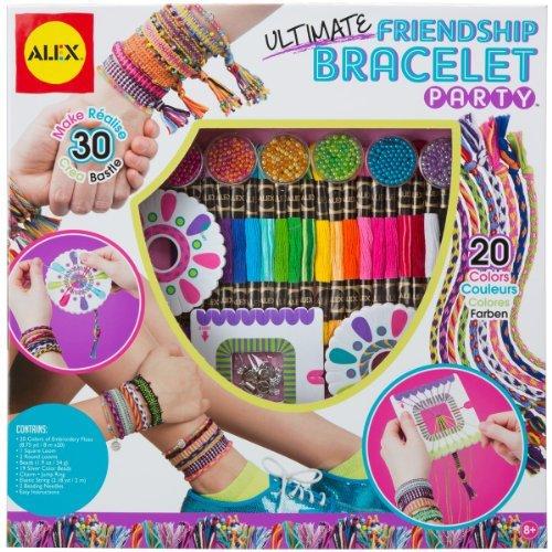 ALEX Toys DIY Wear Ultimate Friendship Bracelet Party by ALEX Toys