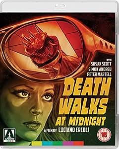 Death Walks At Midnight [Blu-ray]