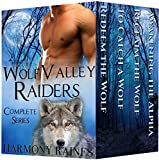Wolf Valley Raiders Complete Series: BBW Paranormal Shape Shifter Romance