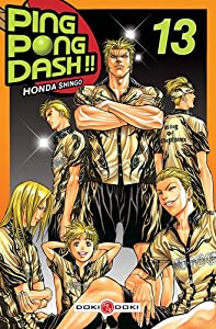 Ping Pong Dash !! Edition simple Tome 13