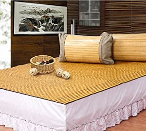 Amber Pure Bamboo Summer Sleeping Mat Twin Size