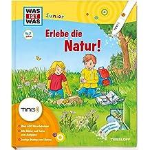 Erlebe die Natur: 450 Hörerlebnisse, lustige Dialoge und Reime (Antippen, Spielen, Lernen!)