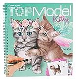 Depesche 5361 - Malbuch Create your Kitty, Topmodel