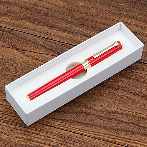 2er Pack, Kugelschreiber-Geschenkbox - Verwenden Sie Standard-Tintenpatronen mit der besten Ausführung für das Schreiben von Unterschriften. Kalligraphieset 13,6 cm (0,5 mm) -