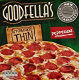 Picture Of Goodfella's Stonebaked Thin Pepperoni Pizza, 340g (Frozen)