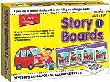 Enlarge toy image: Creative Educational 0249 Storyboard I Game