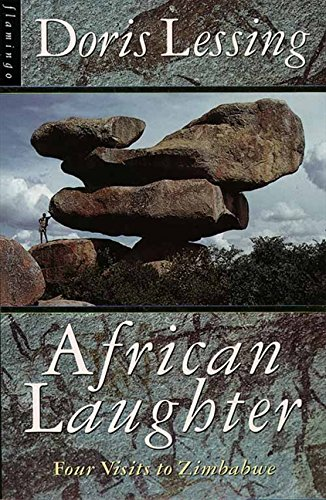 African Laughter: Four Visits to Zimbabwe por Doris Lessing