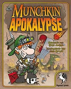 Pegasus Spiele 17240G - Munchkin Apocalypse