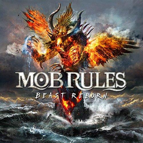 Mob Rules: Beast Reborn [Ltd Vinyl LP -orange mit schwarzen Schlieren] [Vinyl LP] (Audio CD)