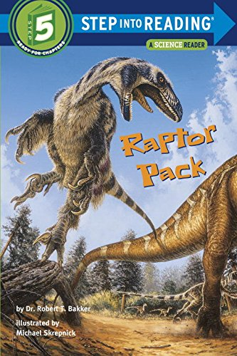 Raptor Pack: L5 (Step Into Reading. Step 5)