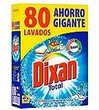 Dixan Detergente Polvo - 80 Lavados (4,4 Kg)