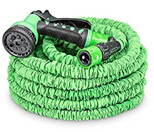 tillvex flexischlauch flexibler gartenschlauch 30m. Black Bedroom Furniture Sets. Home Design Ideas