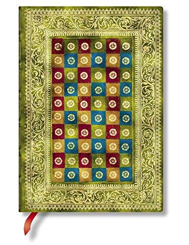 n Venedig Verde Notizbuch Midi Liniert (Venetian Mornings) ()