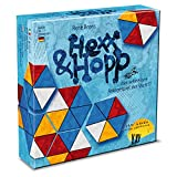 Drei Hasen In Der Abendsonne 0015 Hexx & Hop-Fast-Paced Cards Landing Game, Multi Colour, One Size