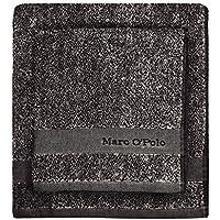 Marc O Polo melange asciugamano Night/Oatmeal 50x 100cm