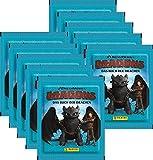 Dragons, Das Buch der Drachen - Tüten, Display, Album (10 Tüten)