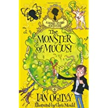 [ THE MONSTER OF MUCUS! A MEASLE STUBBS ADVENTURE BY OGILVY, IAN](AUTHOR)PAPERBACK