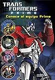 Transformers Prime. Conoce al Equipo Prime (Lecturas robóticas)