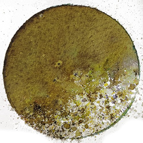 Brusho Crystal Colour 15g-Moss Green