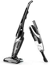Staubsauger, 3 in 1 beutellos- & kabelloser batteriebetriebener Handstaubsauger, Staubsauger & elektrischer Mop mit Lithium-Ionen-Akku, Laufzeit 50 Minuten