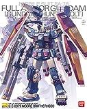 Bandai 50046–1/100 MG Fa Gundam Ver Ka Thunderbolt