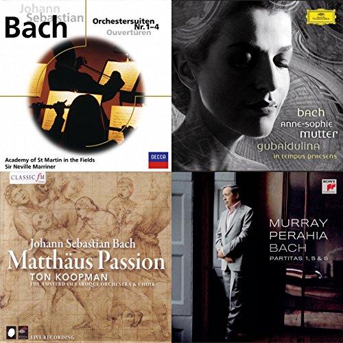 Bach: Die schönsten Stücke von Tina Guo, Academy of St. Martin in ...