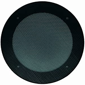 Phonocar 03005 Grille Haut-parleur Diamètre 130 mm Noir