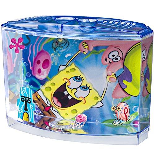 Penn-Plax Nickelodeon Spongebob Squarepants Betta Tank-