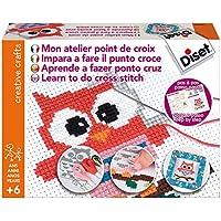 Diset - 63774 - Jeu - Mon Atelier Point de Croix