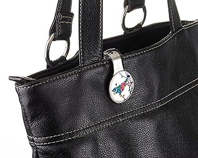 Troika Handtaschenhalter, Mehrfarbig (Mehrfarbig) - BGH03-A117