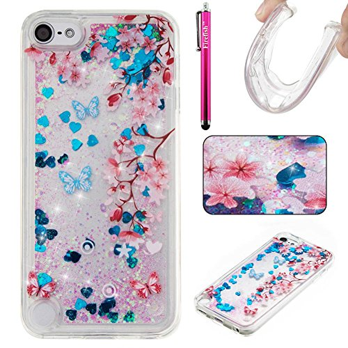 ipod-touch-5-case-firefish-glitter-liquid-cover-slim-soft-tpu-rubber-silicone-case-impact-resistant-