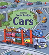 Look Inside Cars (Usborne Look Inside) (Look Inside Board Books)
