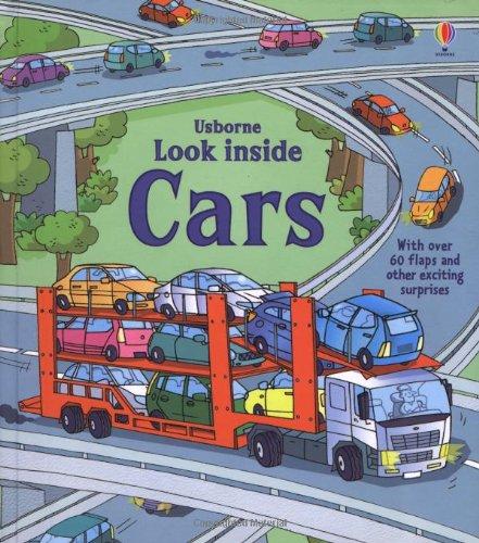 Look Inside Cars (Usborne Look Inside)