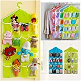 Candy Colour Wardrobe Mount Bag (Colours...
