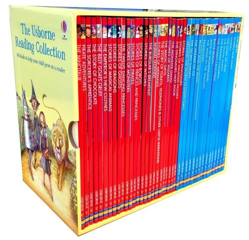 The Usborne Reading Collection (Yellow Set) par Not Known