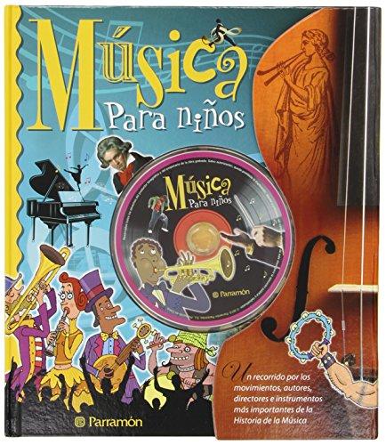 Música Para Niños (Arte y ciencias para niños) por Víctor (ALEHOP) Escandell