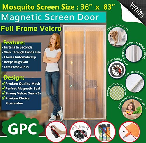 queen-rose-magnetic-fly-screen-door-netautomatically-shut-mesh-curtain-top-to-bottom-with-strong-ful