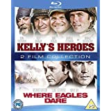 Clint Eastwood 2 Movies Collection: Kelly's Heroes + Where Eagles Dare