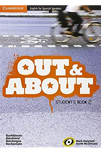 Out and About Level 2 Student's Book with Common Mistakes at Bachillerato Booklet