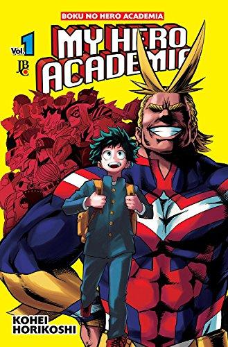 My Hero Academia 01. Boku no Hero (Em Portuguese do Brasil)