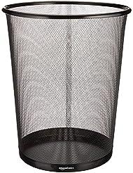 AmazonBasics - Papelera de malla (17 l)