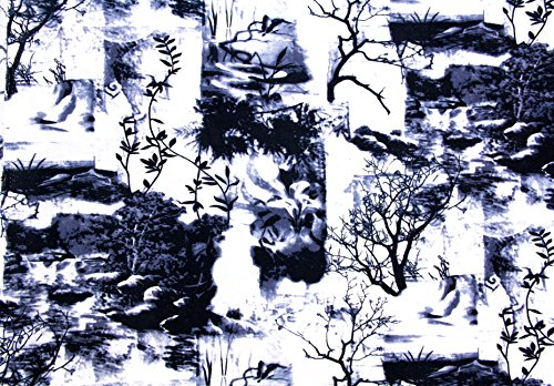 100-cotton-poplin-tree-fabrics-upholstery-printed-canvas-red-sewing-black-white-sofa