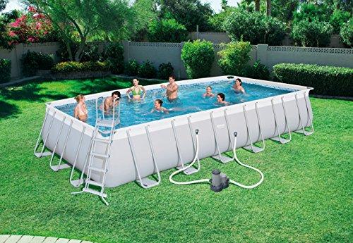 Bestway Frame Pool Power Steel Set 732x366x132 cm - 2